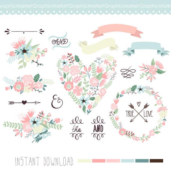 Arrow with flowers clipart freeuse stock Arrow with flowers clipart - ClipartFest freeuse stock