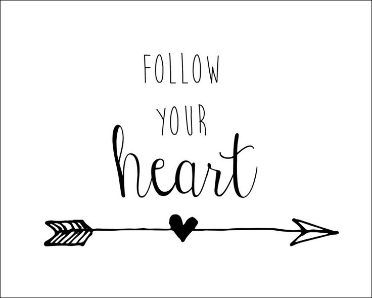Arrow with heart clipart vector black and white stock Arrow and heart clipart - ClipartFest vector black and white stock