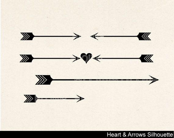 Arrow with heart clipart transparent stock Arrow with heart clipart free - ClipartFest transparent stock