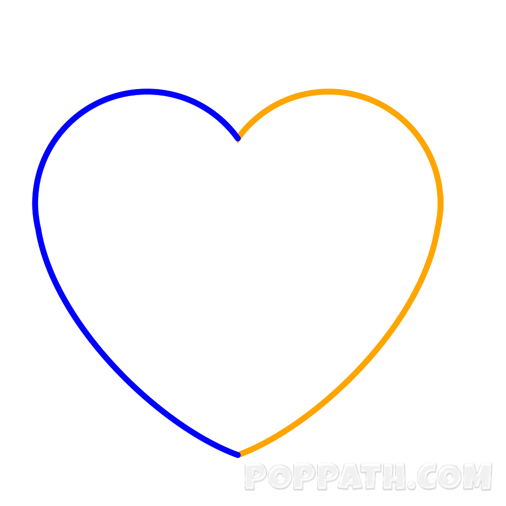 Arrow with heart in middle clipart image royalty free How To Draw A Heart Arrow Emoji – Pop Path image royalty free