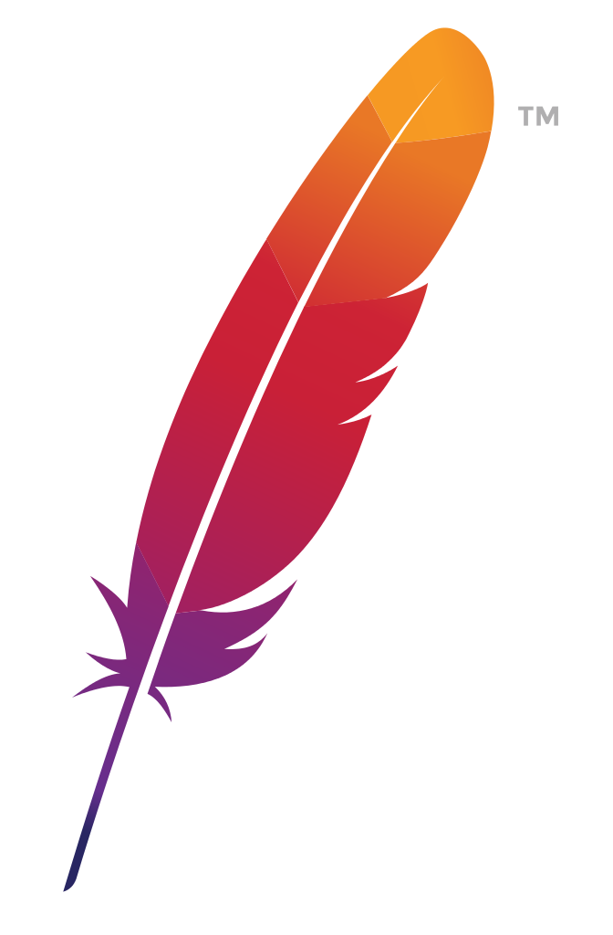 Arrow with three feathers clipart png free stock File:Apache Feather Logo.svg - Wikimedia Commons | Work: La CAUSA ... png free stock