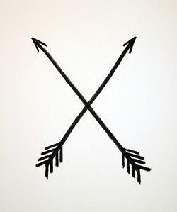 Arrows crossing clipart clipart library library In Native American culture, the crossed arrows meant friendship ... clipart library library