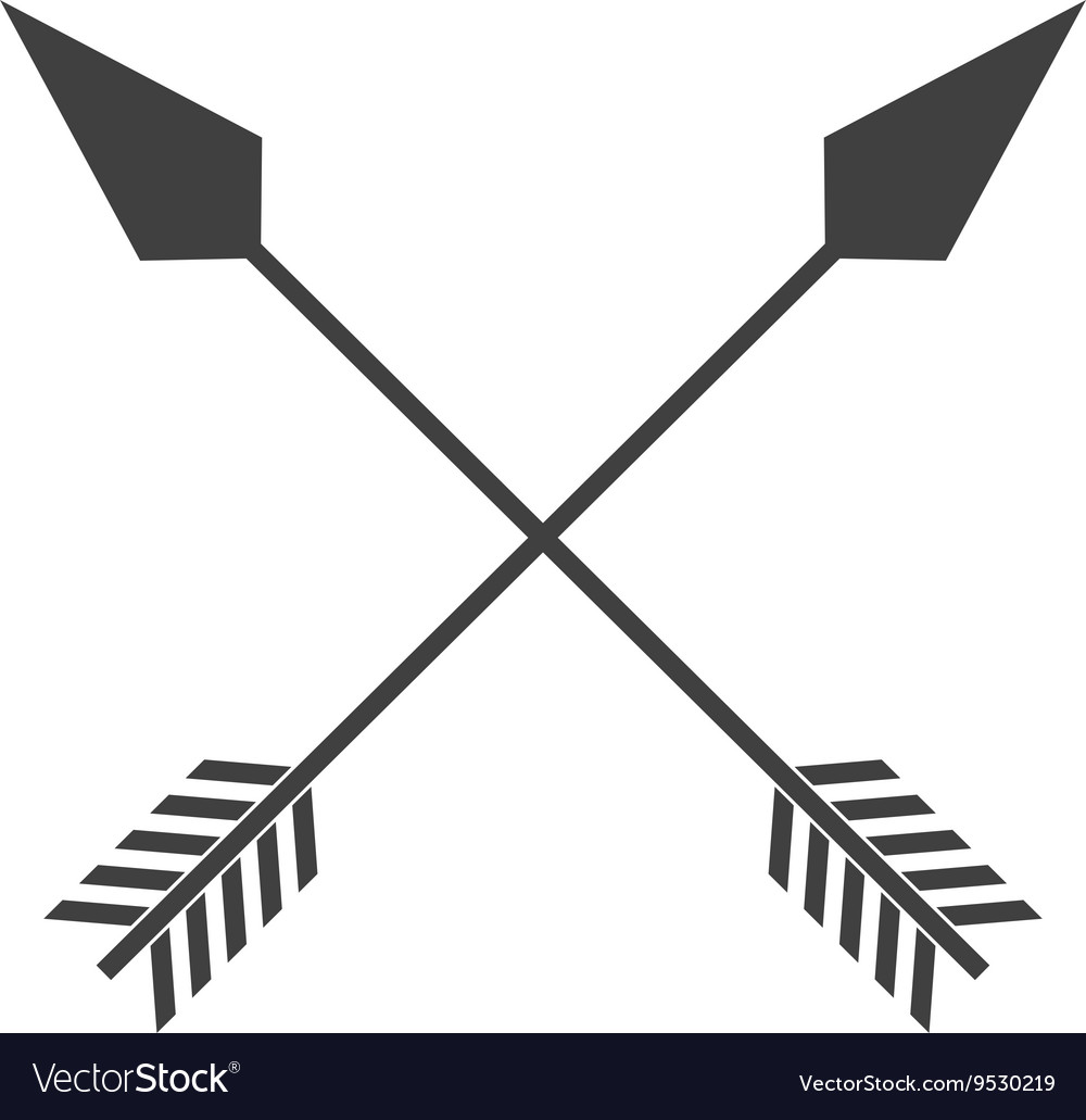Arrows crossing clipart jpg freeuse download Crossed Arrow Clipart (105+ images in Collection) Page 1 jpg freeuse download