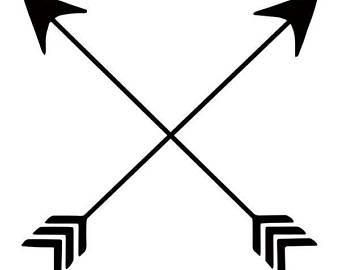 Arrows crossing clipart clip royalty free Crossed arrow clipart 2 » Clipart Station clip royalty free
