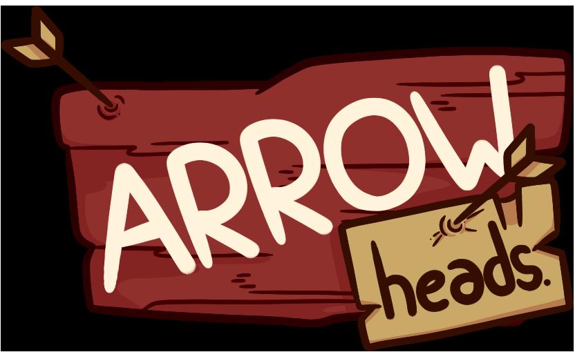 Arrows deflected clipart stock Arrow Heads   OddBird stock
