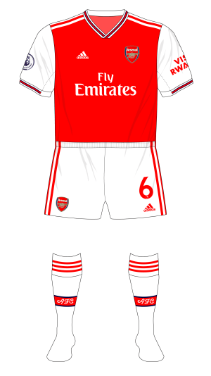 Arsenal clipart kit banner library library The last adidas Arsenal home kit launch – Museum of Jerseys banner library library