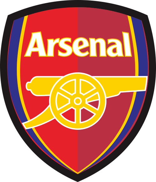 Logo arsenal clipart vector transparent library Download Free png Arsenal F C PNG Clipart - DLPNG.com vector transparent library