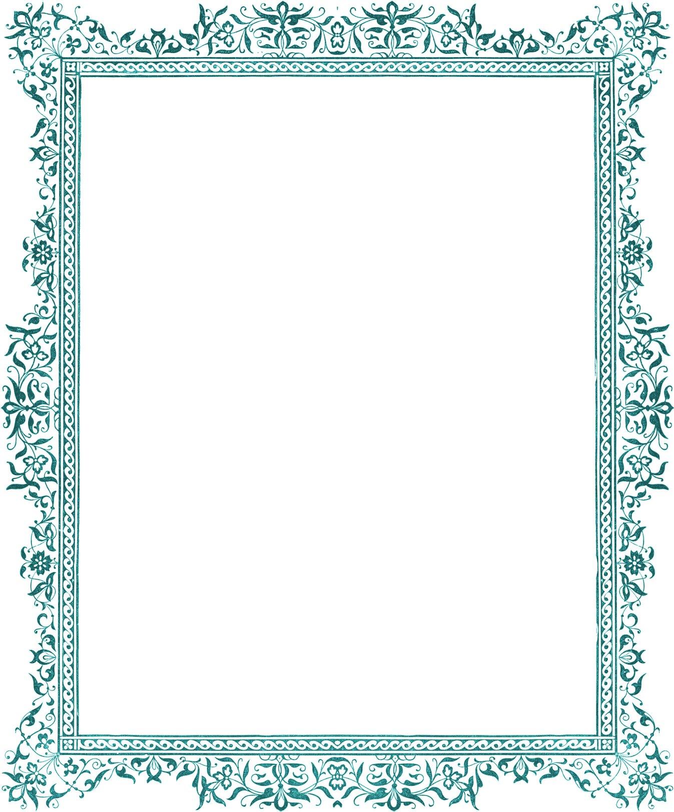 Art borders clip art jpg freeuse stock Princess border clip art - ClipartFest jpg freeuse stock