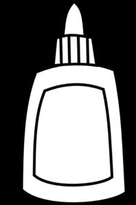 Art clipart glue bottle library Blank Glue Bottle Clip Art at Clker.com - vector clip art online ... library