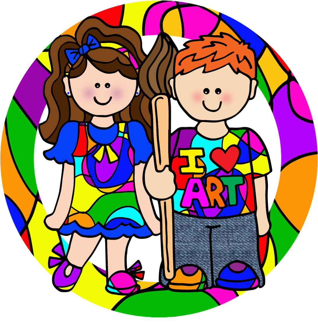 Atist kids clipart clipart library stock Kids on playground clip art clipart – Gclipart.com clipart library stock