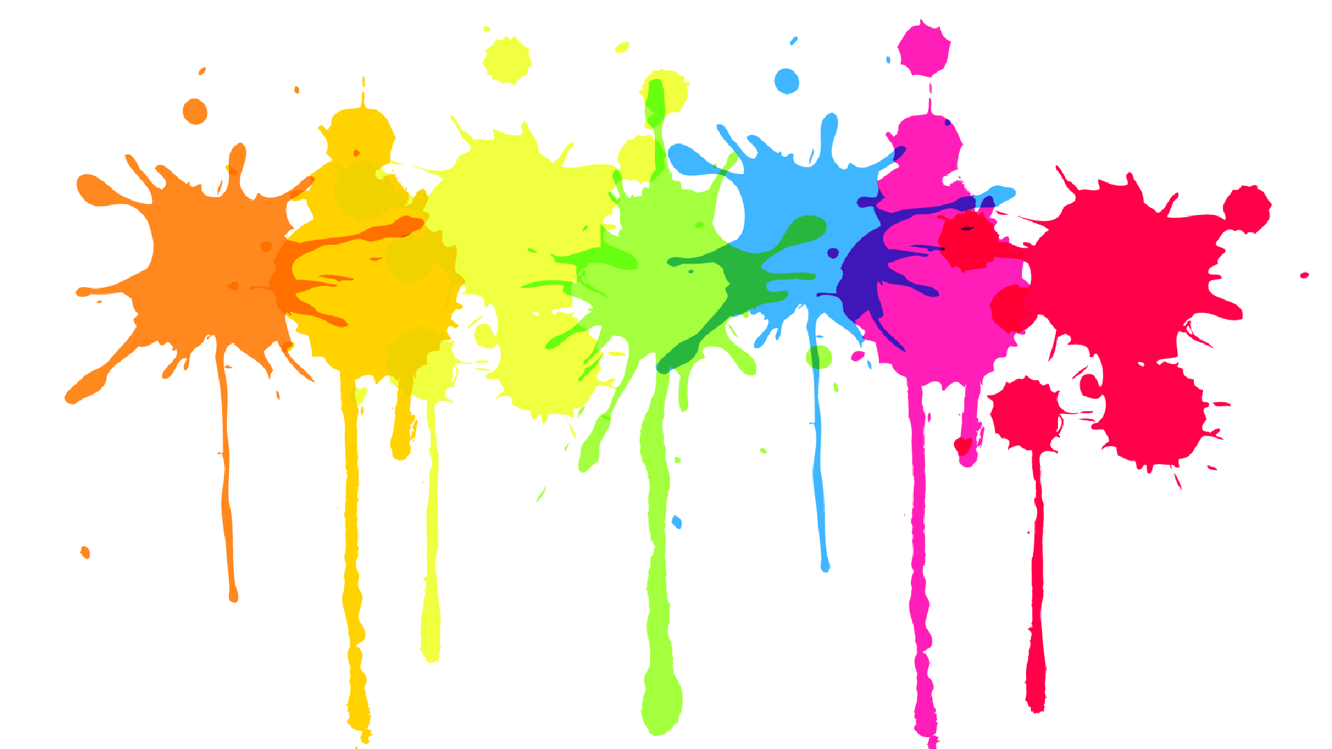 Art clipart paint vector library Paint Splatter Clipart Panda Free Clipart Images | b-day party ideas ... vector library