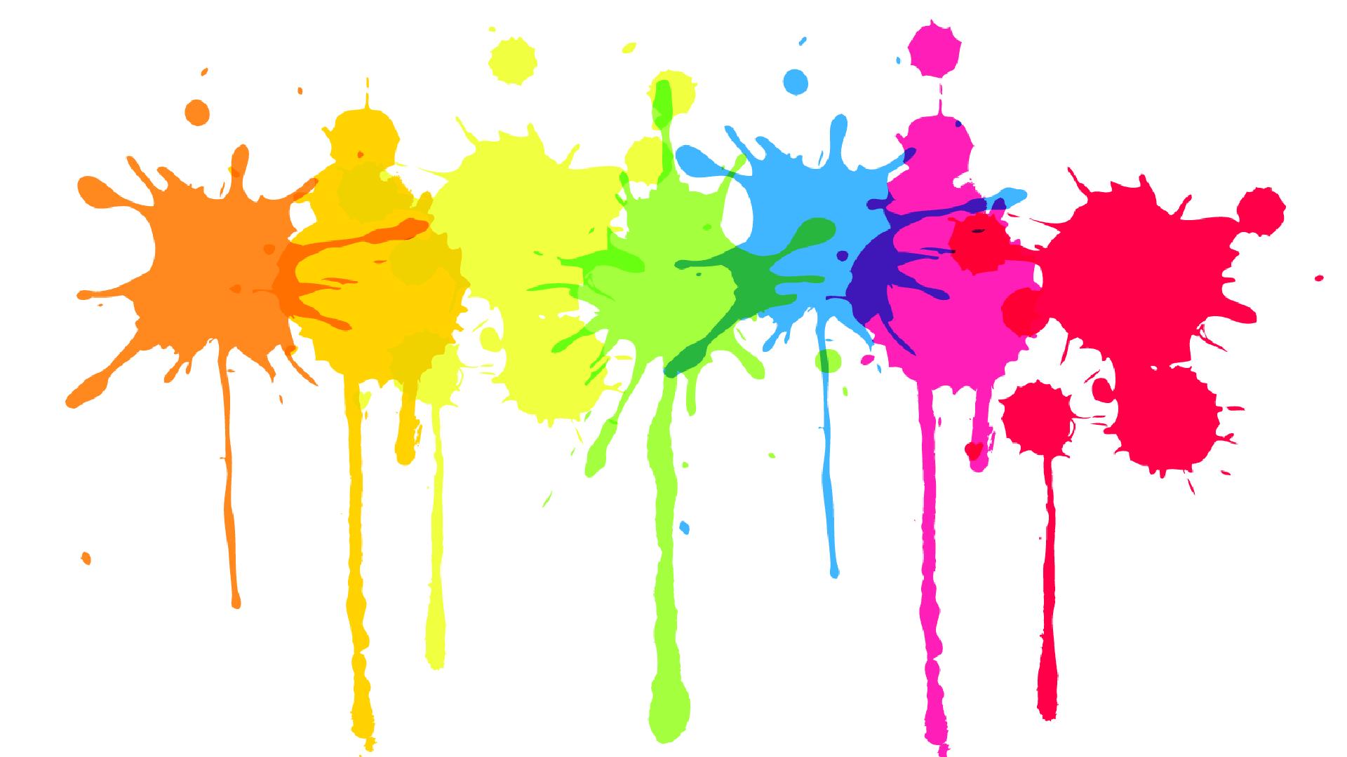 Paint drop clipart