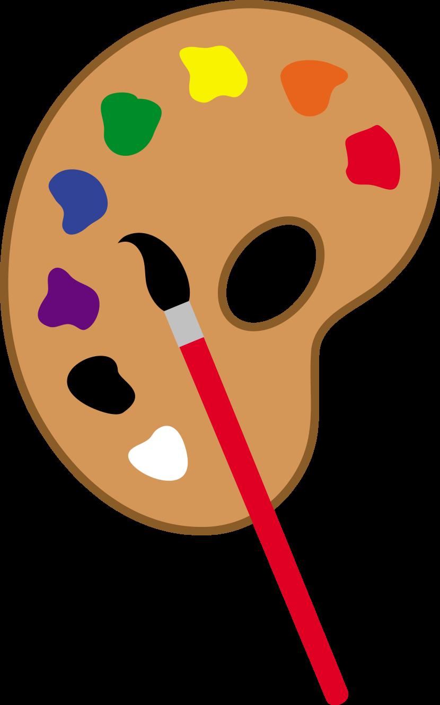 Art clipart paint jpg royalty free stock Paint Brush Stroke Clip Art | Clipart Panda - Free Clipart Images jpg royalty free stock