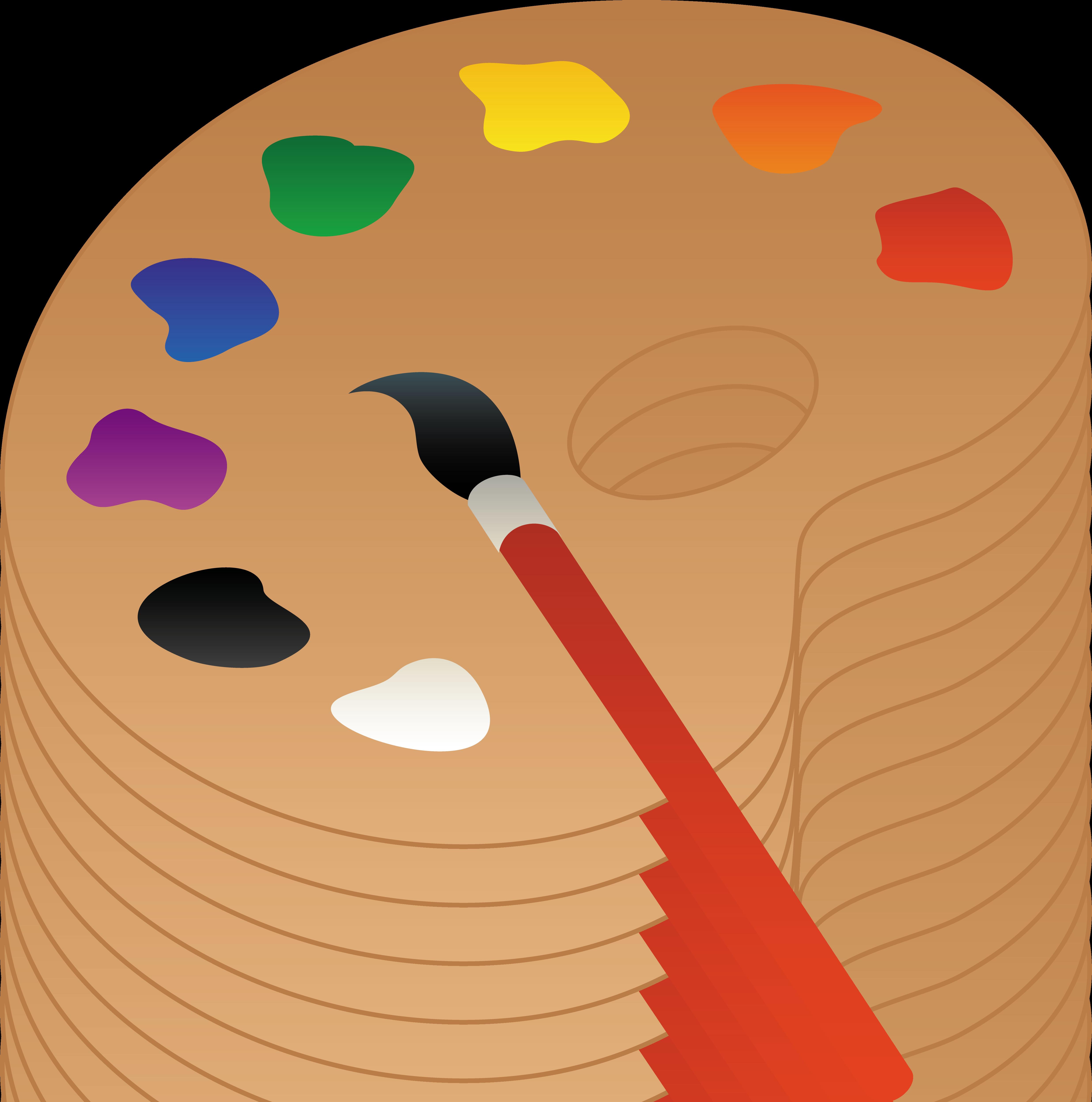 Art clipart paint svg transparent stock Free Free Painting Cliparts, Download Free Clip Art, Free Clip Art ... svg transparent stock