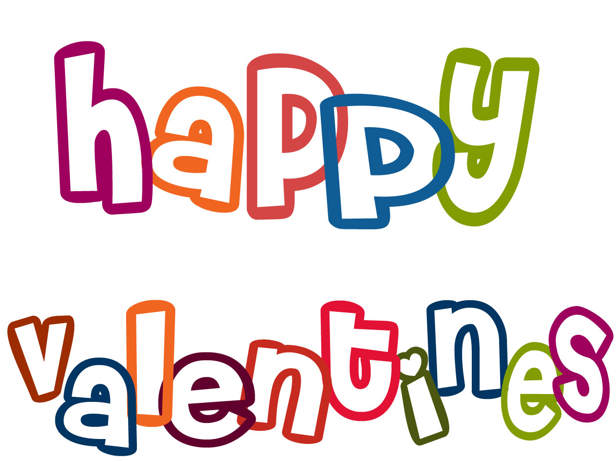 Happy valentine day clipart vector free 22+ Happy Day Clipart | ClipartLook vector free