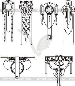 Art deco patterns clipart clipart library stock 10 Best images about art deco/nouveau on Pinterest | Art deco ... clipart library stock