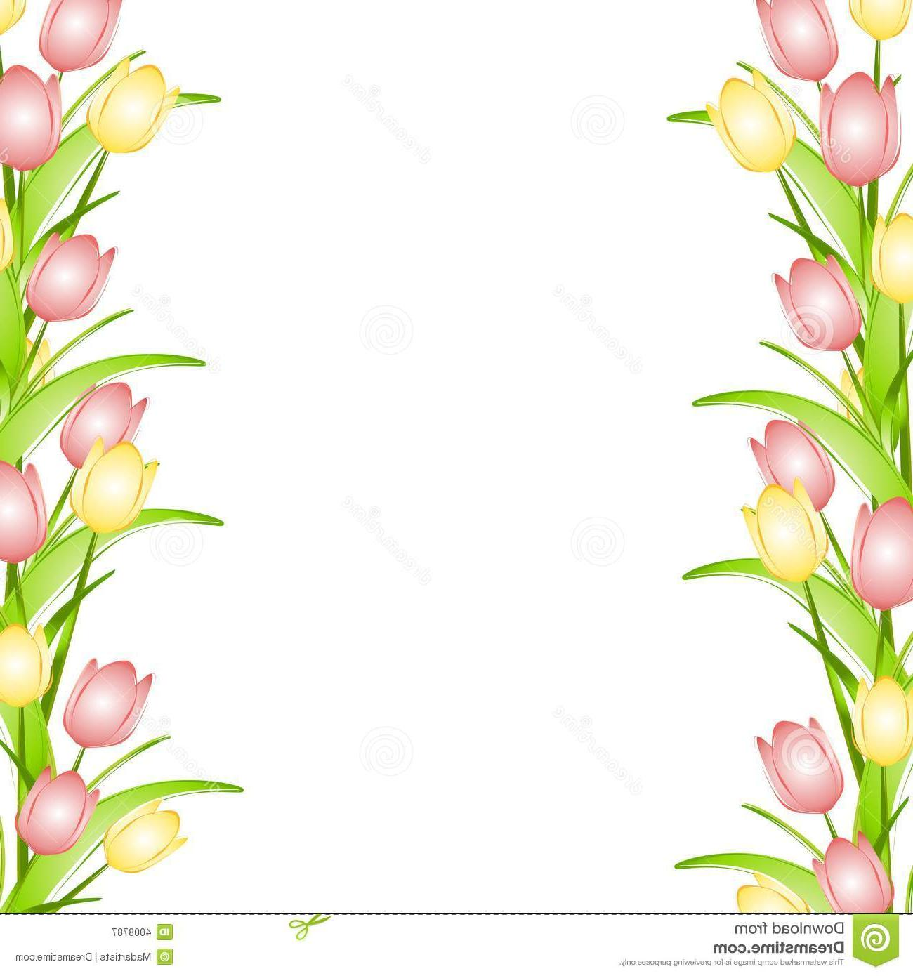 Art deco spring border clipart picture Spring Borders Clipart | Free download best Spring Borders Clipart ... picture