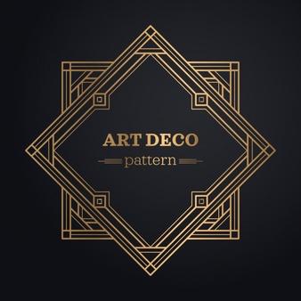 Art deco vectors clipart freeuse download Art Deco Vectors, Photos and PSD files | Free Download freeuse download