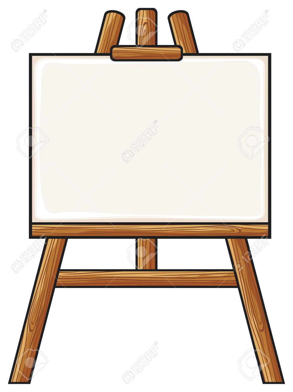 Artists easel clipart graphic download 46+ Easel Clipart | ClipartLook graphic download