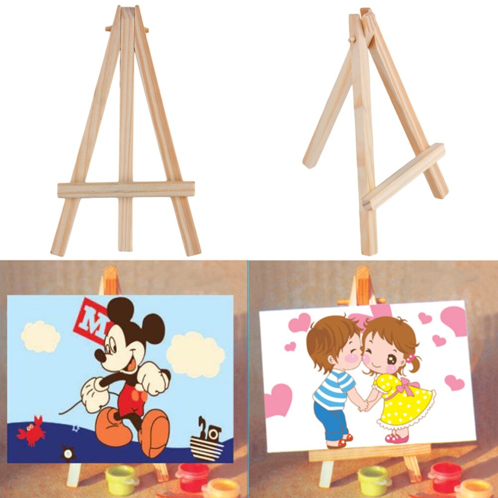Art easel paint holder clipart clip download US $1.55 |OCDAY Kids Mini Wooden Easel Artist Art Painting Name Card Stand  Display Holder New Sale-in Drawing Toys from Toys & Hobbies on ... clip download
