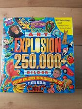 Art explosion clipart for mac image NOVA Macintosh Art Explosion 750000 Images for Mac - CDs image