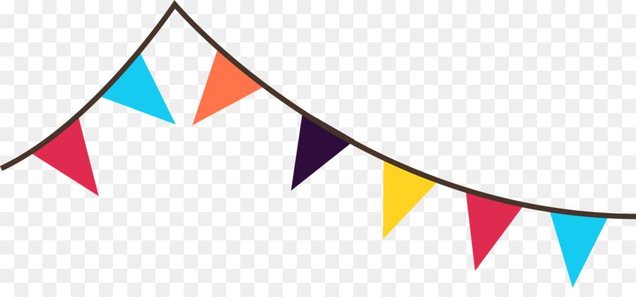 Summer pennant banner clipart jpg transparent Summer Festival png download - 2400*1085 - Free Transparent Festival ... jpg transparent