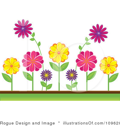 Art flowers pictures free banner transparent library Free Floral Clip Art & Floral Clip Art Clip Art Images ... banner transparent library