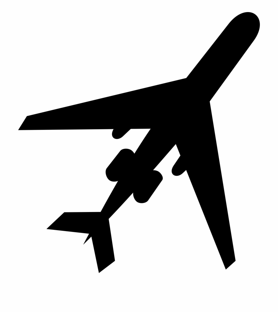 Airlines clipart contact details clip art royalty free stock Airplane Silhouette Clip Art Many Interesting Cliparts - Clipart ... clip art royalty free stock