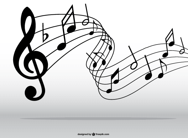 Adobe clipart images music notes vector black and white Music Clip Art | Free Clipart Music Notes Symbols - clipartsgram.com ... vector black and white