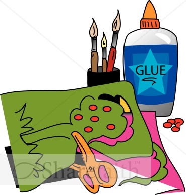 Art n craft clipart jpg library library Arts And Crafts Clipart | Free download best Arts And Crafts Clipart ... jpg library library