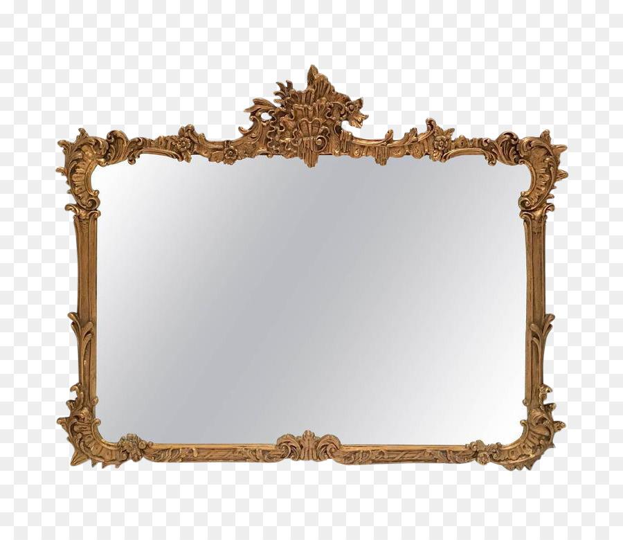 Art nouveau clipart mirror png black and white stock Art Nouveau Frametransparent png image & clipart free download png black and white stock