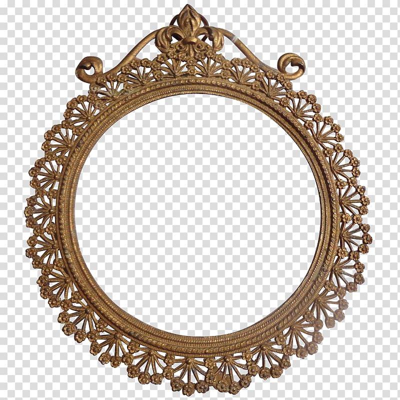 Art nouveau clipart mirror svg stock Brown metal frame, frame Art Nouveau Metal Gold , Art Nouveau Frame ... svg stock