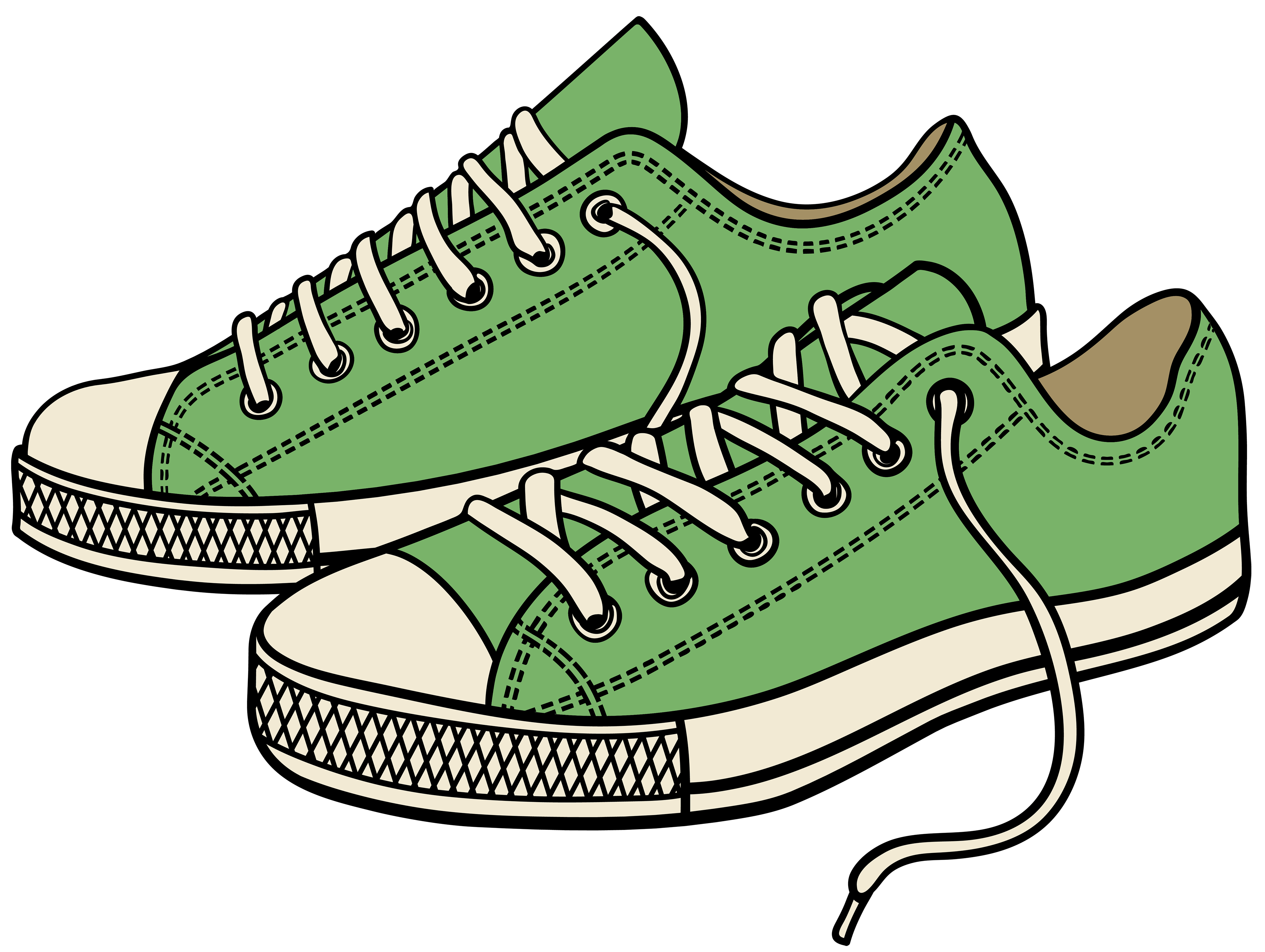 Clipart images of shoes jpg freeuse Sneakers clipart - 78 transparent clip arts, images and pictures for ... jpg freeuse