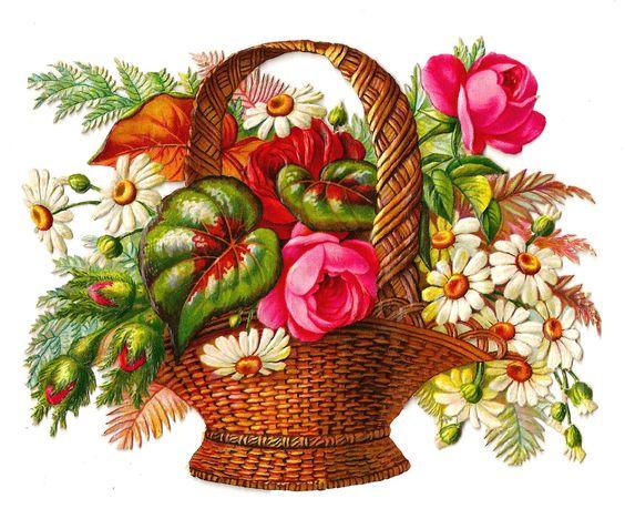 Art photos of flowers freeuse stock Free Images of Flower Bouquets | Free Flower Clip Art: Victorian ... freeuse stock