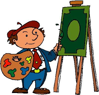 Art pictures clip art graphic download Artist Clipart | Clipart Panda - Free Clipart Images graphic download