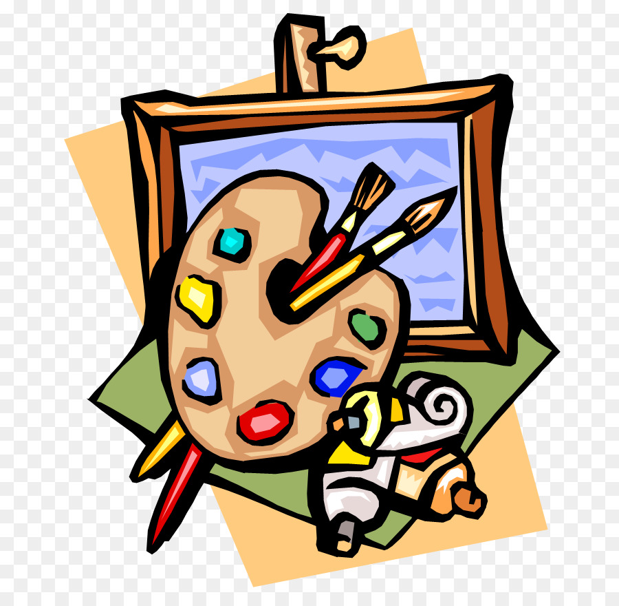 Art show clipart clip library Painting Cartoon clipart - Art, Painting, Illustration, transparent ... clip library