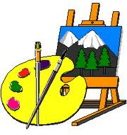 Art show clipart picture freeuse stock artists clip art | Clipart Panda - Free Clipart Images picture freeuse stock