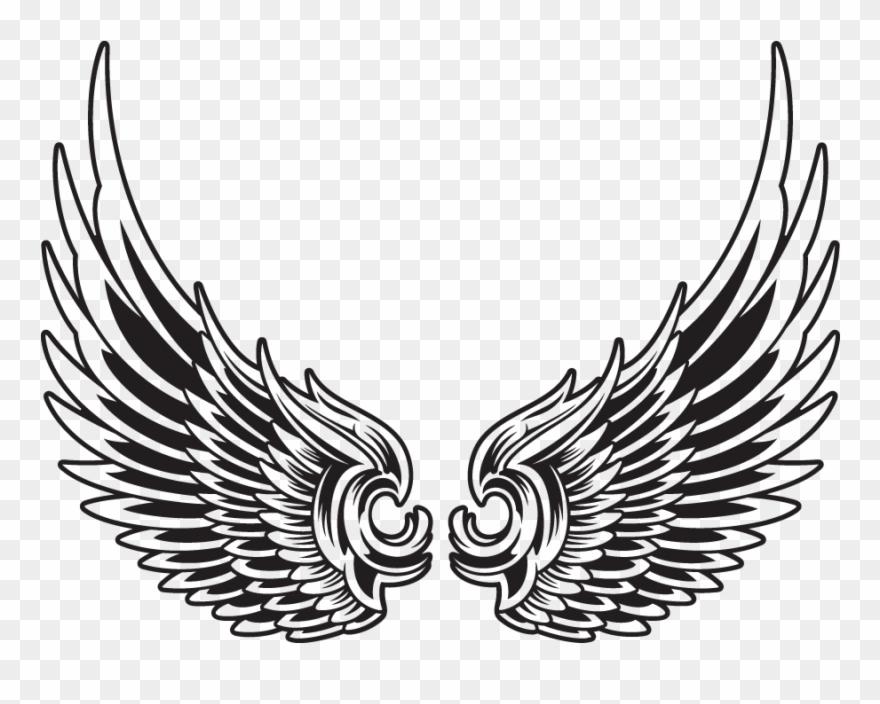 Art tattoo clipart graphic stock Original Art, Tattoo Designs, Tattos, Originals, Wings, - Winged ... graphic stock