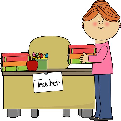 Art teachers desk clipart jpg download 22+ Clip Art Teacher | ClipartLook jpg download