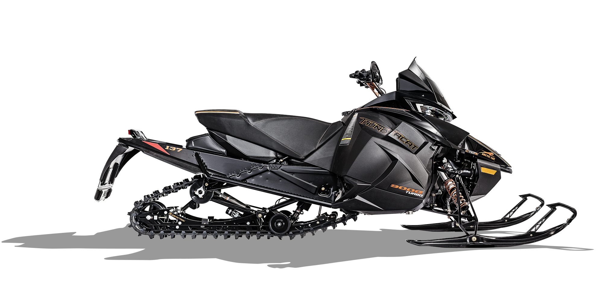 Artic cat snowmobile clipart black and white image black and white Arctic Cat Snowmobile image black and white