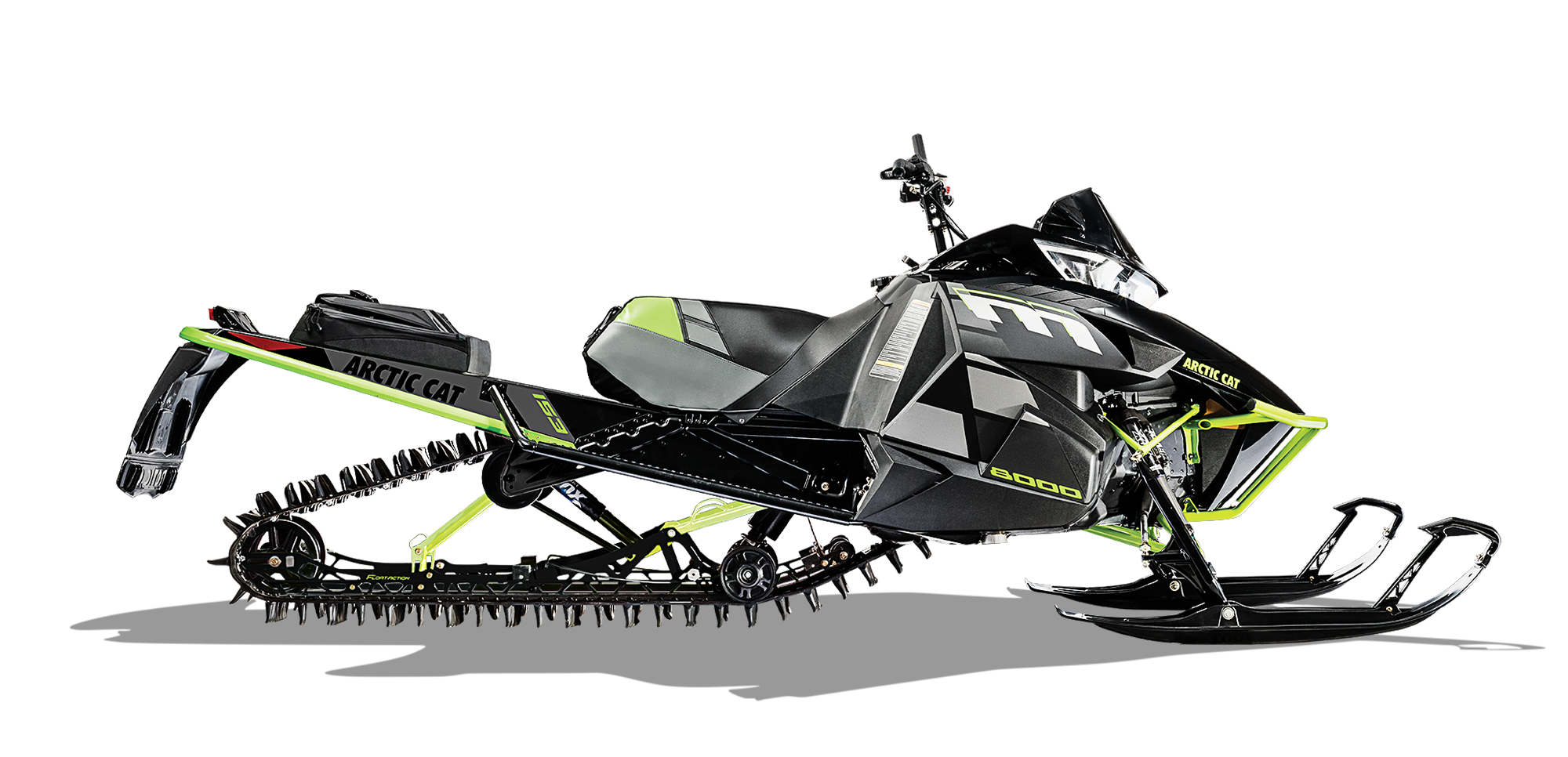 Artic cat snowmobile clipart black and white picture royalty free M 8000 Limited (153) | Arctic Cat picture royalty free