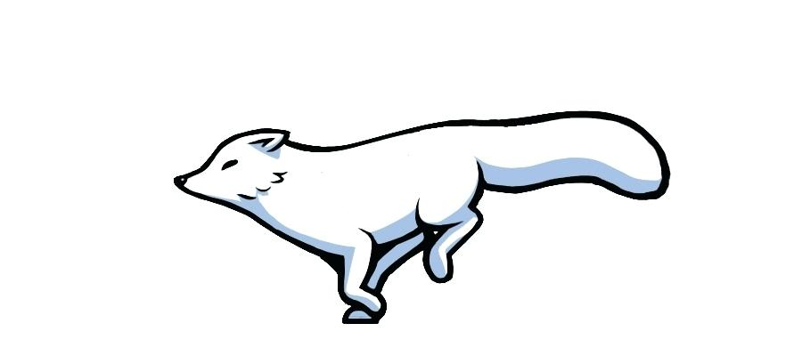 Artic foxes clipart free download Fox Drawing Images | Free download best Fox Drawing Images on ... free download