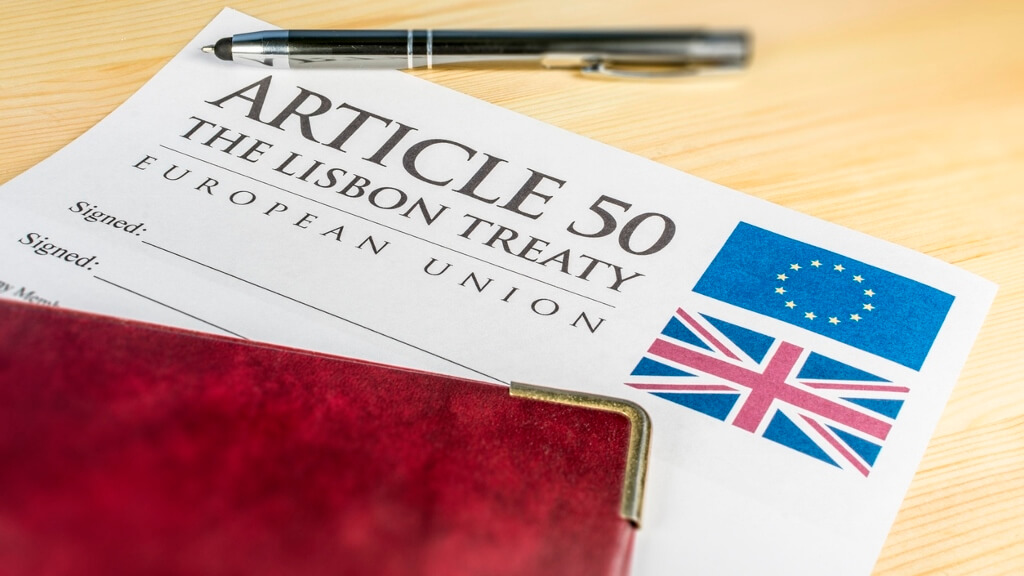 Article 50 jpg transparent stock Article 50 And 24 Months Of Brexit - Minutehack jpg transparent stock