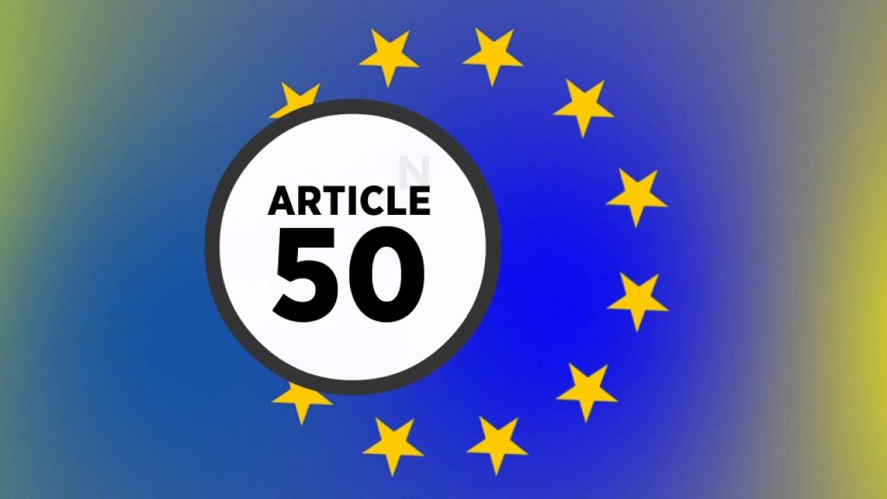 Article 50 graphic free stock What is Article 50? | CNBC International - YouTube graphic free stock