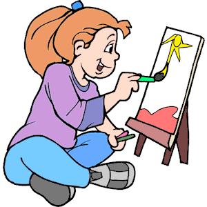 Artictic clipart svg free Pix For > Artist Clipart Free | Artsy Me | Artist, Artist painting ... svg free