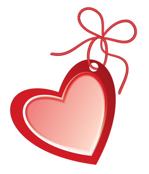 Artificial heart clipart png freeuse library Valentine Heart Label PNG Clipart Picture | Imágenes Amor, San ... png freeuse library