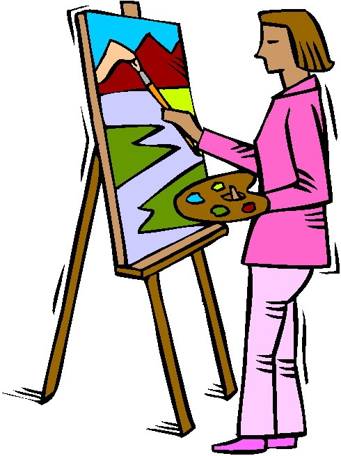 Artistyt clipart graphic library library artist-clipart-artist-painter-clipart-free-clipart-images ... graphic library library