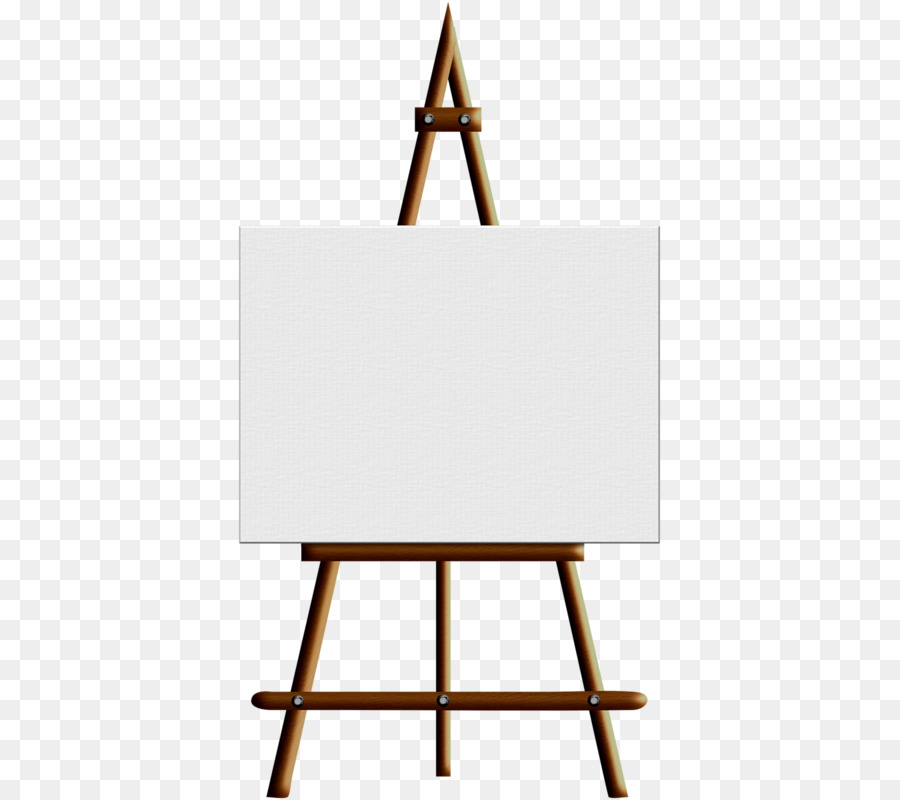 Artists easel clipart black and white stock Easel Background png download - 425*800 - Free Transparent Easel png ... black and white stock