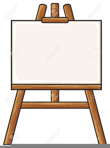 Artist easel clipart clip library stock Artist Easel Clipart Free | Free Images at Clker.com - vector clip ... clip library stock