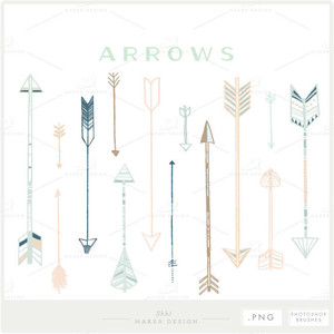 Artistic arrow clipart graphic free library Arrows and other signs - Polyvore graphic free library